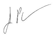john souza signature Thanks for Registering